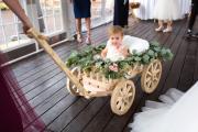 Unfinished medium size wagon