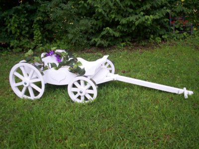 Wedding Wagon For Rent - Garden