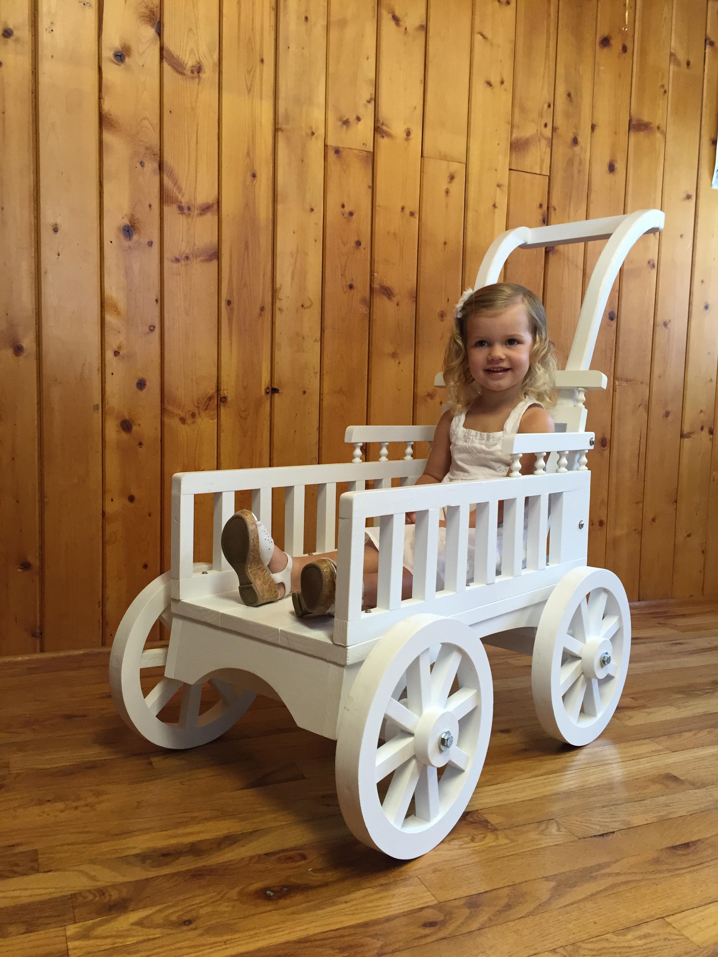 Graceful Push Carriage