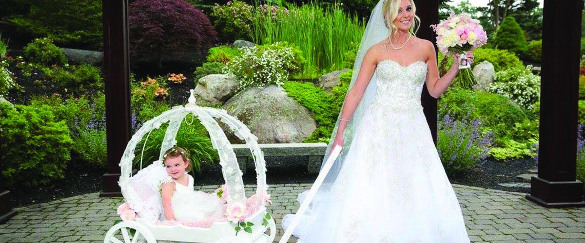 Mini Wedding Wagons - Elegant Wedding Entrances For Children & Adults