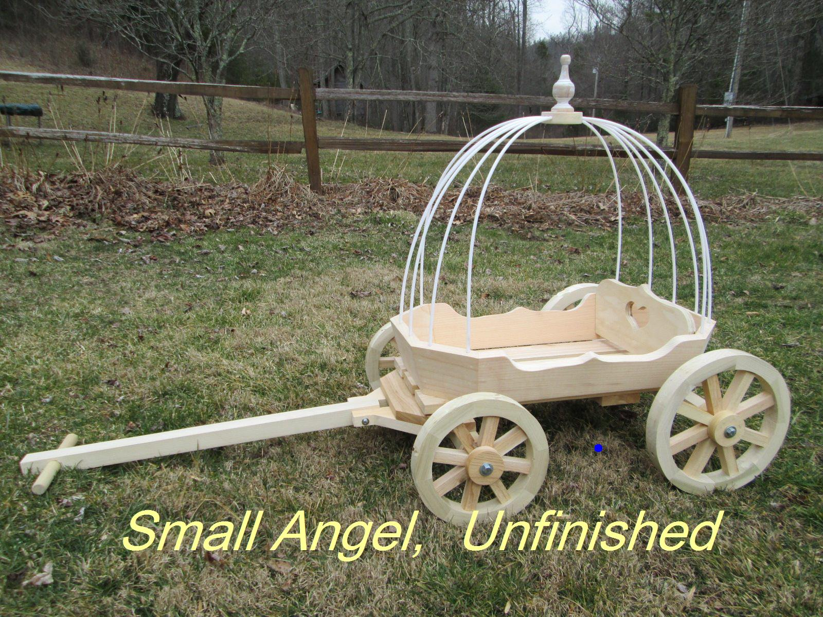 Small Angel Carriage
