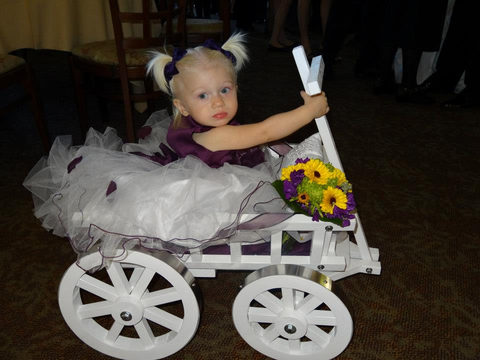 Small Flower Girl Pump...
